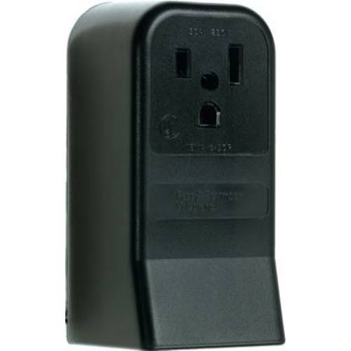 Pass and Seymour 3852CC6 Surface Mount Receptacle - 50A, 250V. 3W
