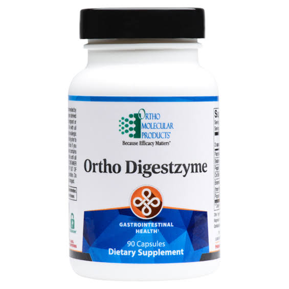 Ortho Molecular Products Ortho Digestzyme Supplement - 90ct