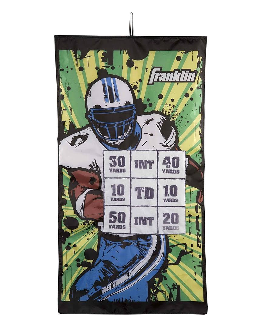 "Franklin Sports Football Target Indoor Pass Game - 36"" x 24"""