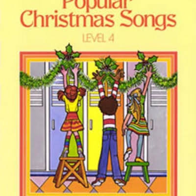 Bastien Popular Christmas Songs Level 4 - James Bastien