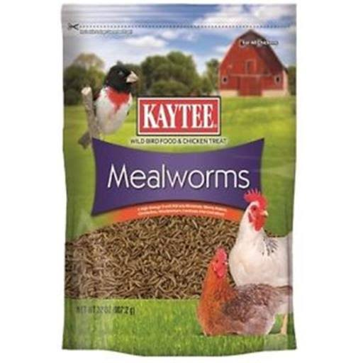 Kaytee Products Meal Worms - 32oz