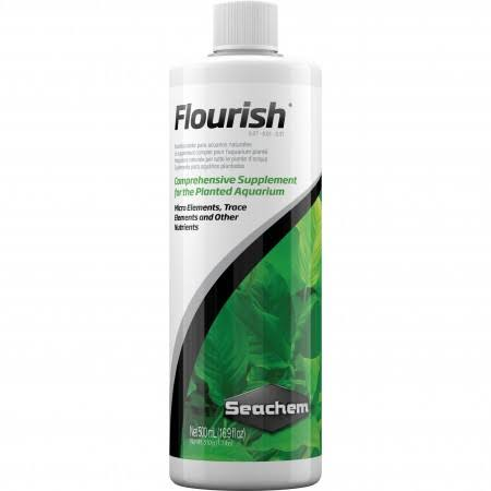 Seachem Flourish Aquarium Plant Food Supplement - 500ml