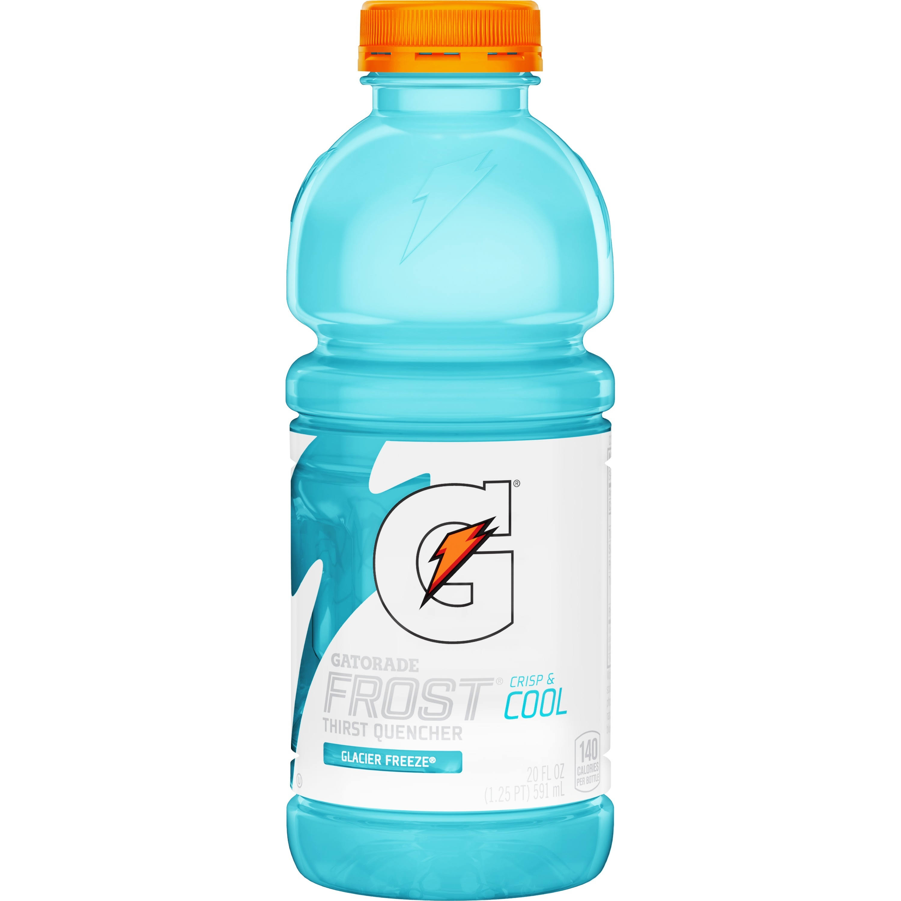 Gatorade Sports Drink - Glacier Freeze, 591ml