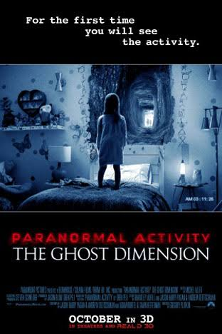 Paranormal Activity: The Ghost Dimension - Paranormal Activity: The Ghost Dimension (2015)