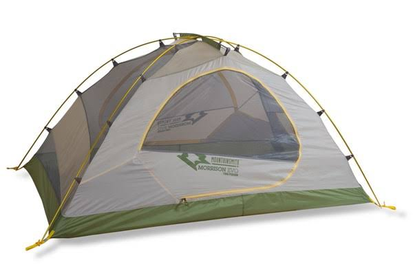 Mountainsmith Morrison Evo 2 Person 3 Season Tent - Cactus Green