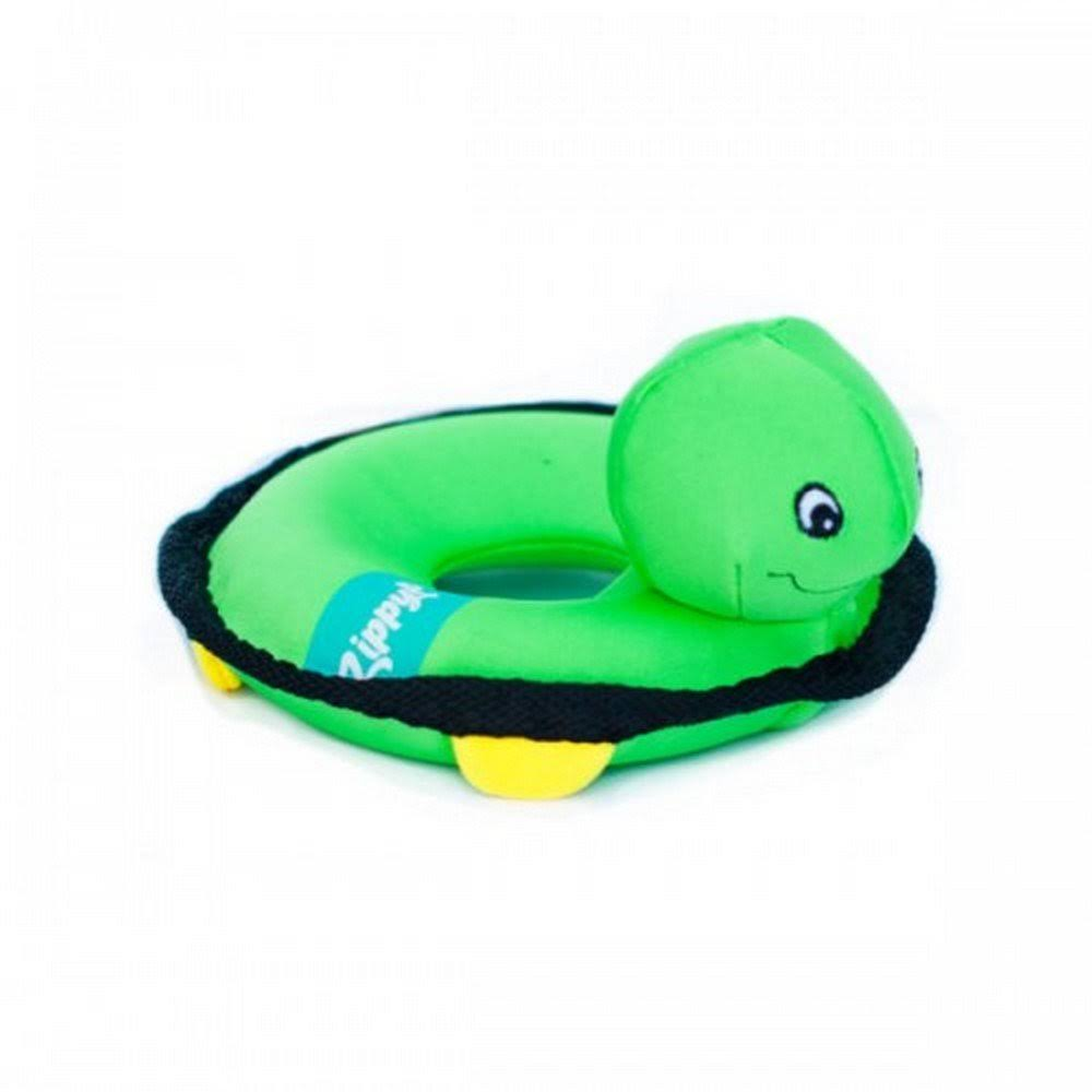 ZippyPaws Floaterz Turtle Dog Toy