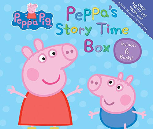 Peppa's Storytime Box - Scholastic