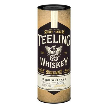 Teeling Irish Whiskey Single Malt (750ml)