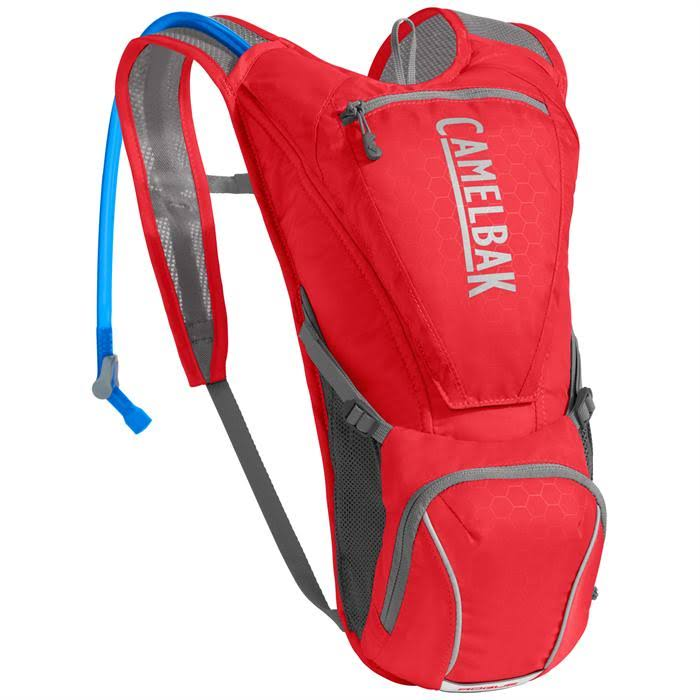 Camelbak Rogue Crux Reservoir Hydration Pack - Racing Red & Silver, 2.5l