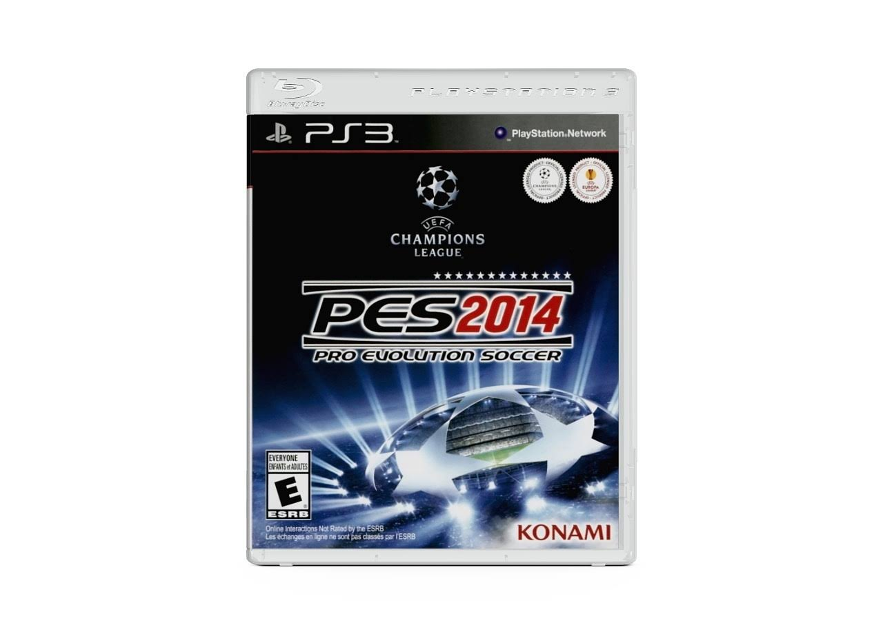 Pro Evolution Soccer 2014 [PS3 Game]
