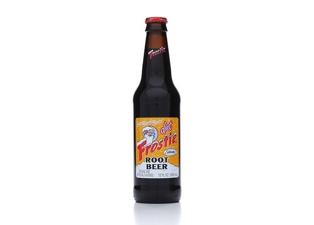 Frostie Diet Root Beer - 355ml