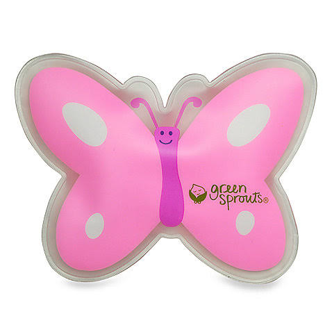 Green Sprouts Cool Calm Press - Pink Butterfly