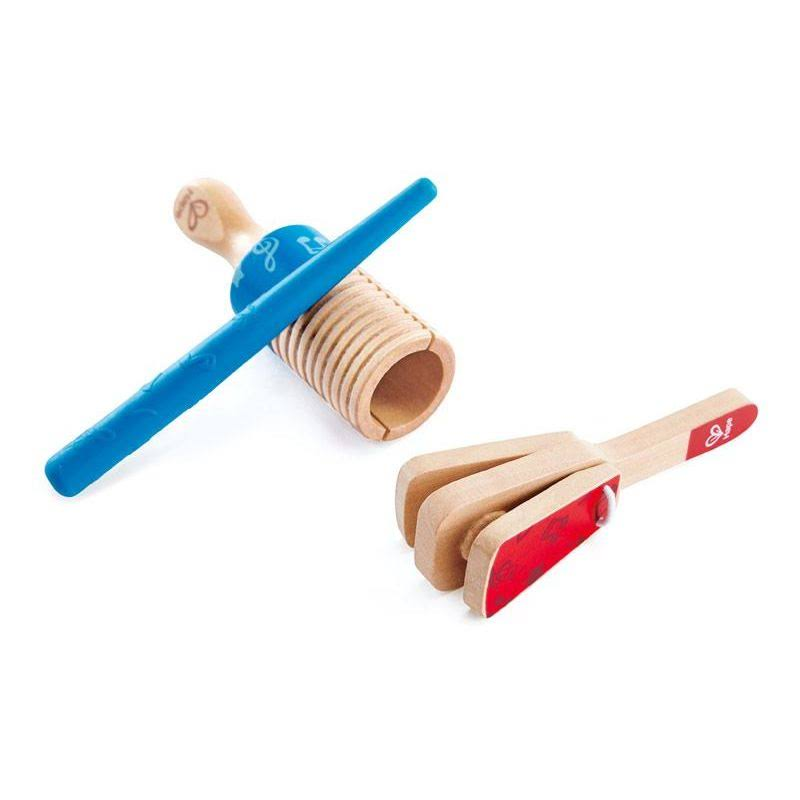 Hape International Percussion Duo Toy