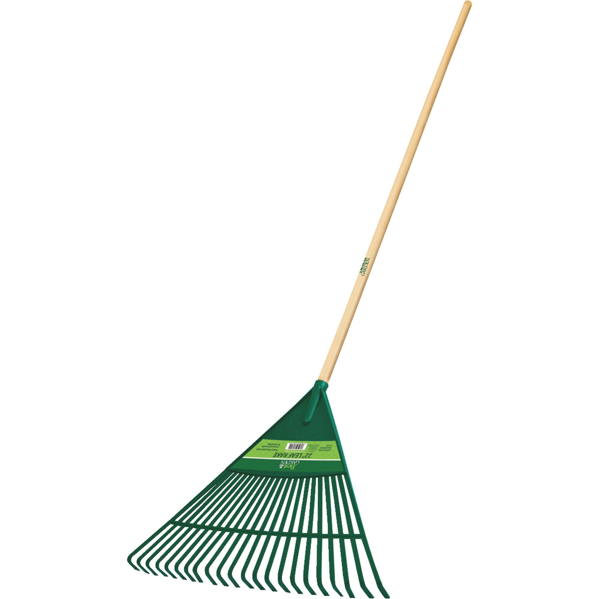 Do It Best Garden Poly Leaf Rake