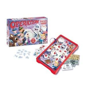 Rudolph The Red Nosed Reindeer Operation Board Game