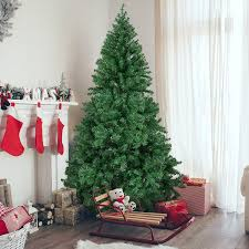Lifelike Artificial Christmas Trees Canada by Amazon Com Best Choice Products 6 U0027 Premium Hinged Artificial