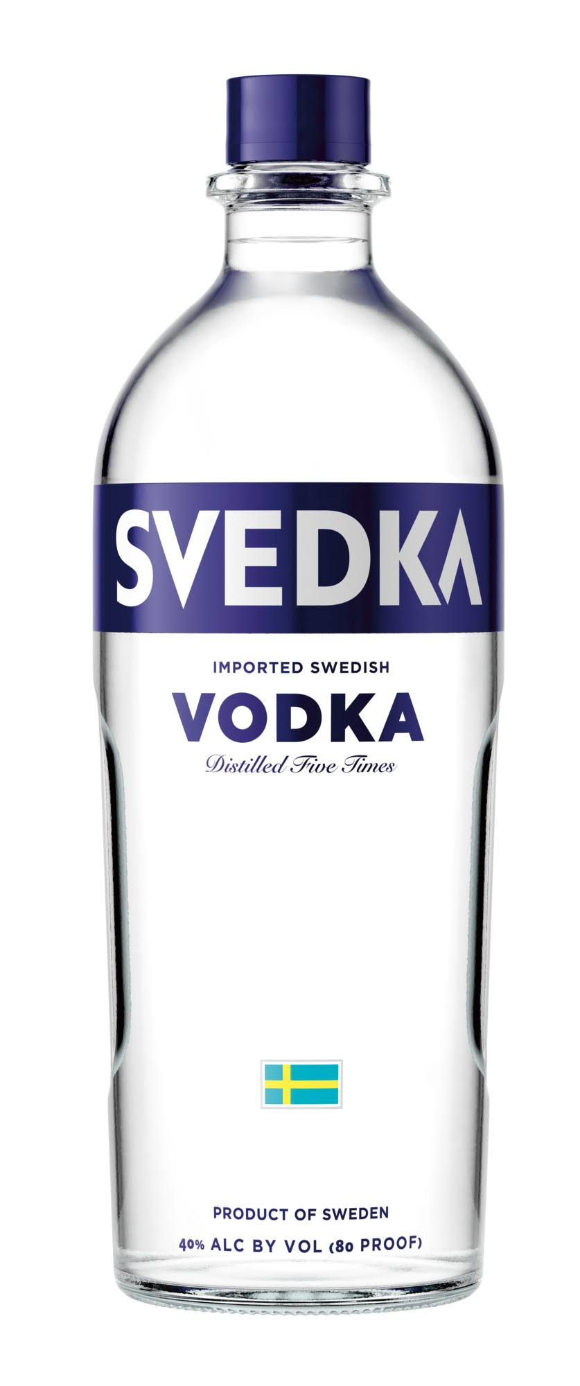 Svedka Imported Swedish Vodka - 1.75l