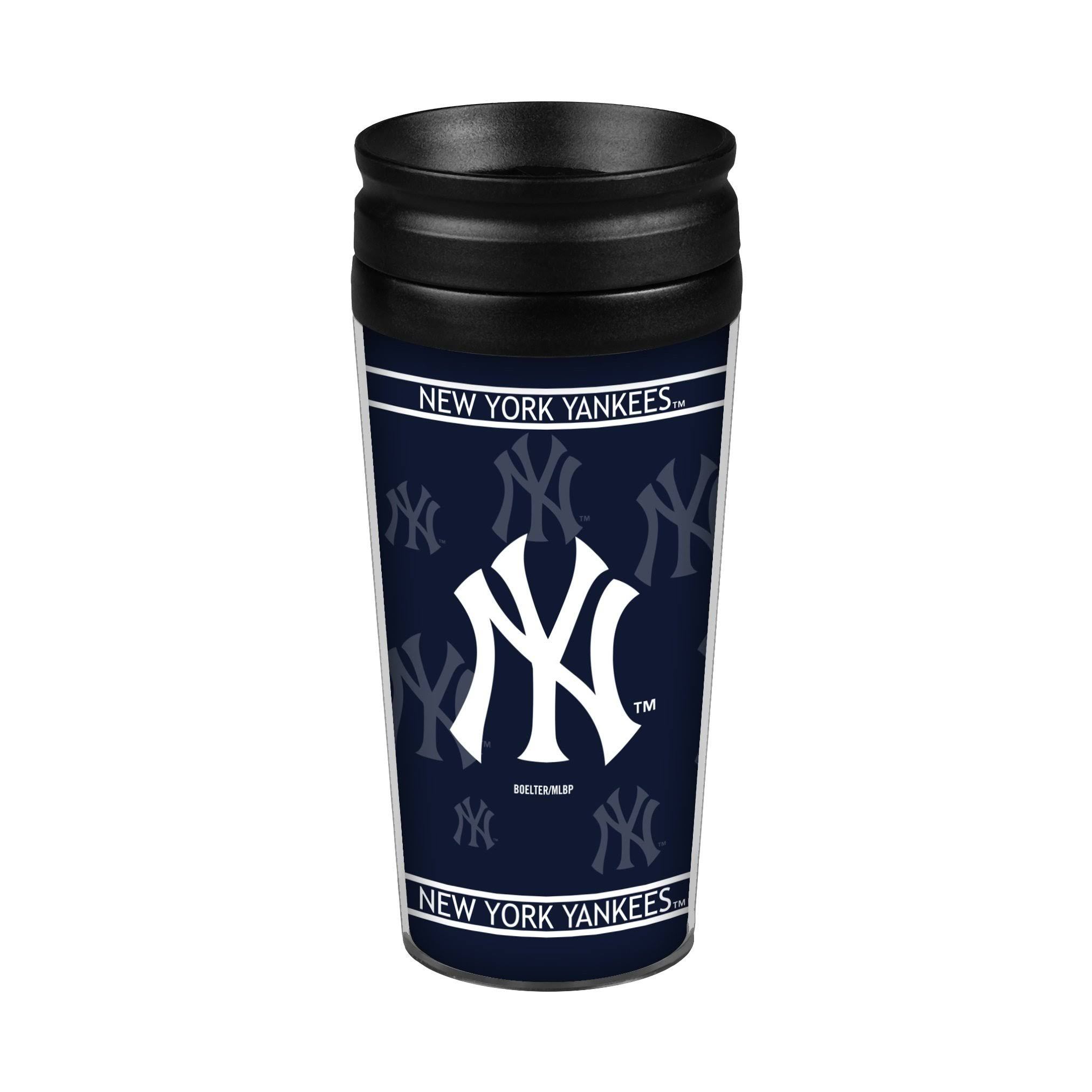 Boelter Brands New York Yankees 14oz. Full Wrap Travel Mug