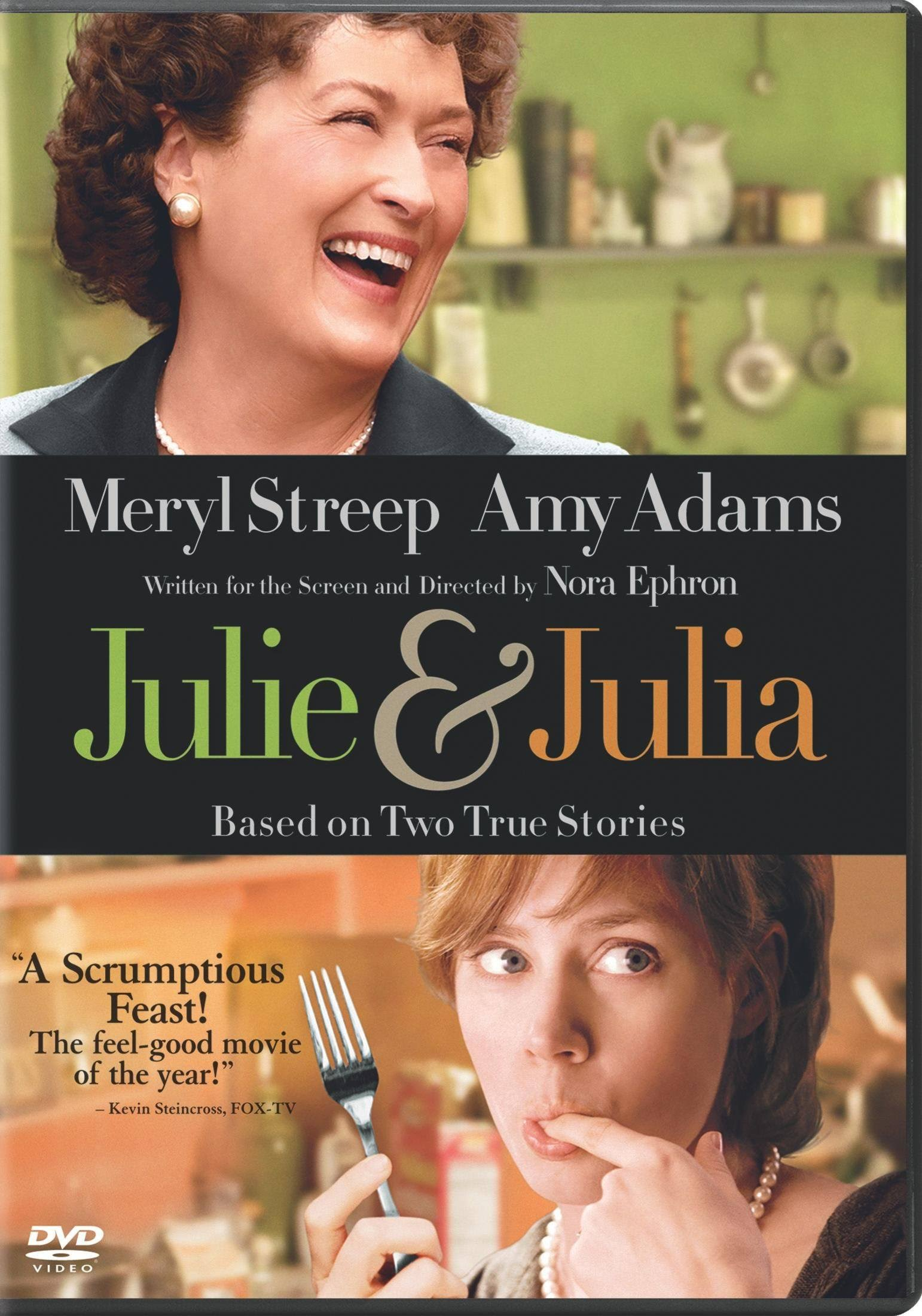 Julie & Julia DVD