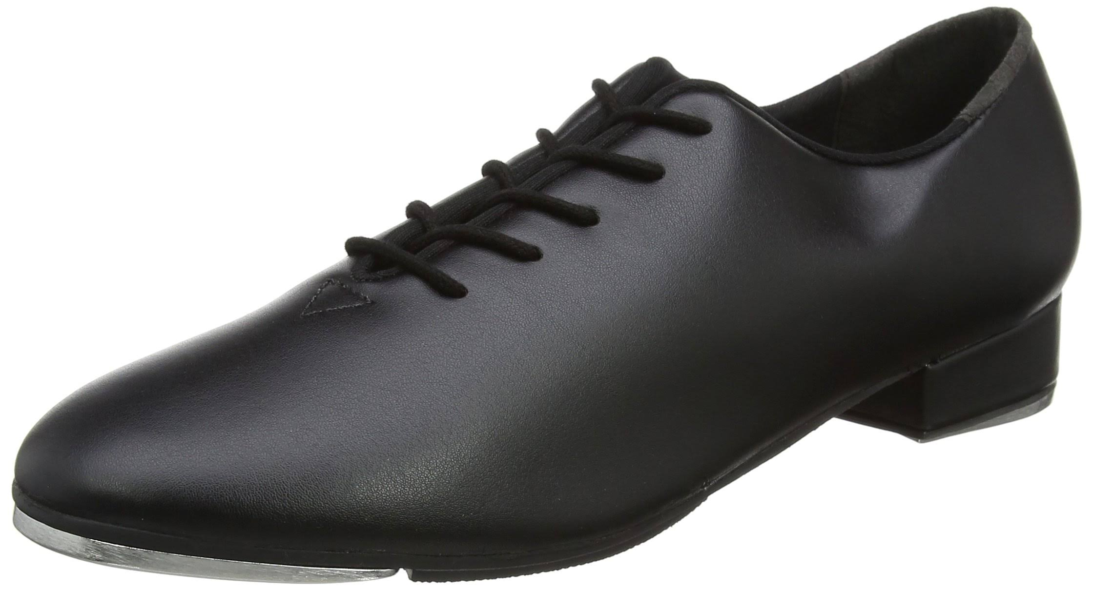 So Danca Adult TA05 Lace Up Tap Shoe - Black, 10.5 US