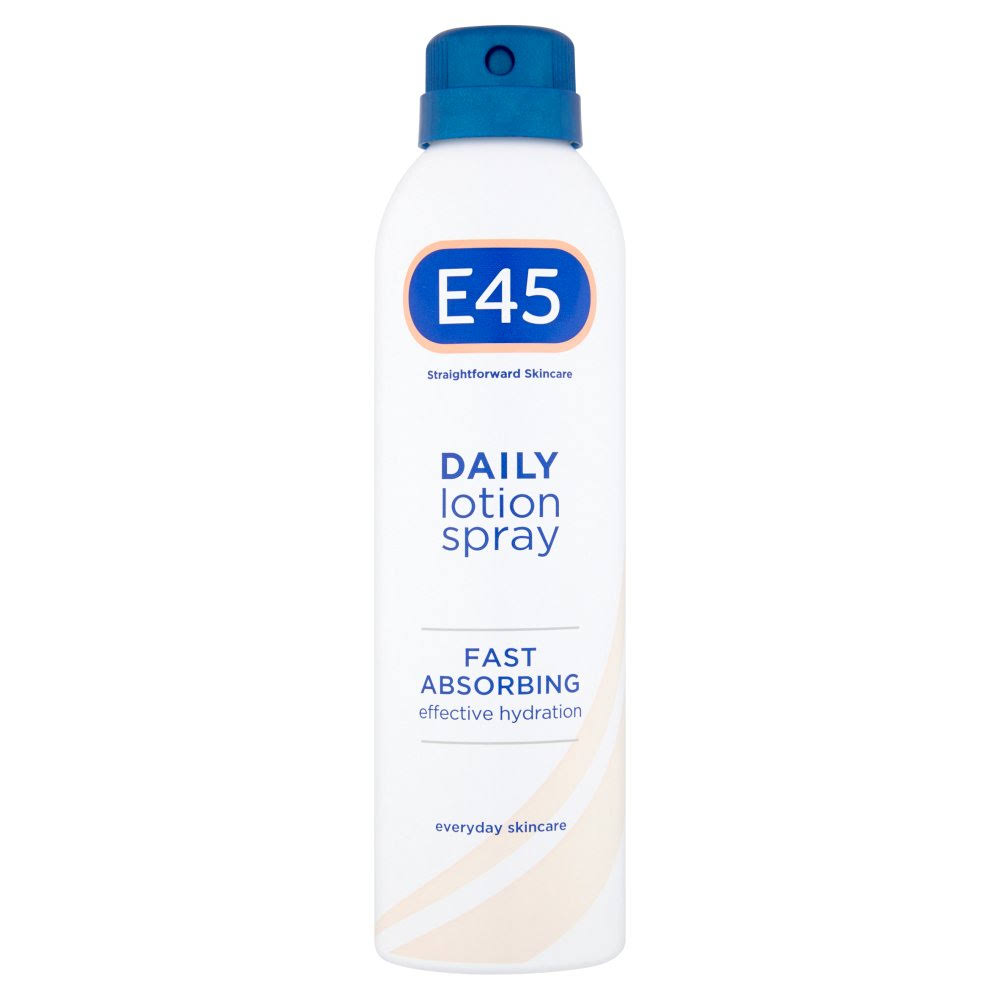 E45 Daily Lotion Spray, 200 ml