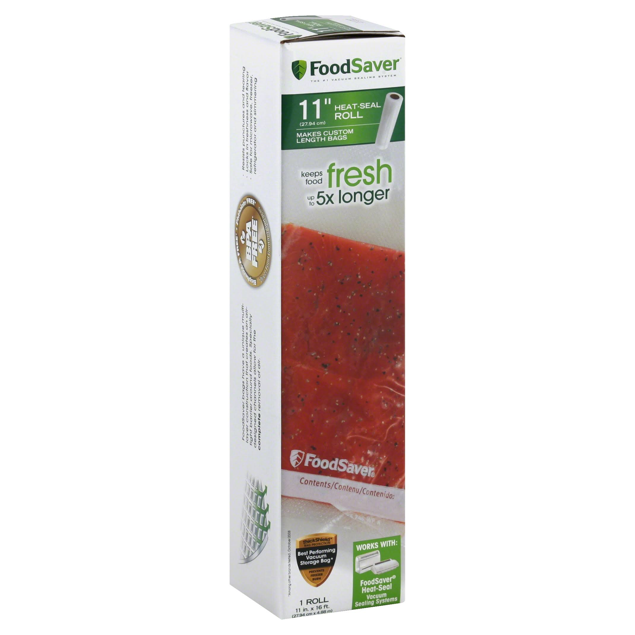 Foodsaver Heat-seal Roll - 11""