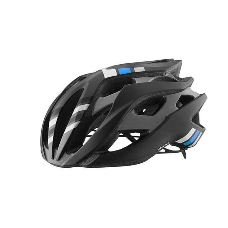 Giant Rev Road Helmet - Small, Black