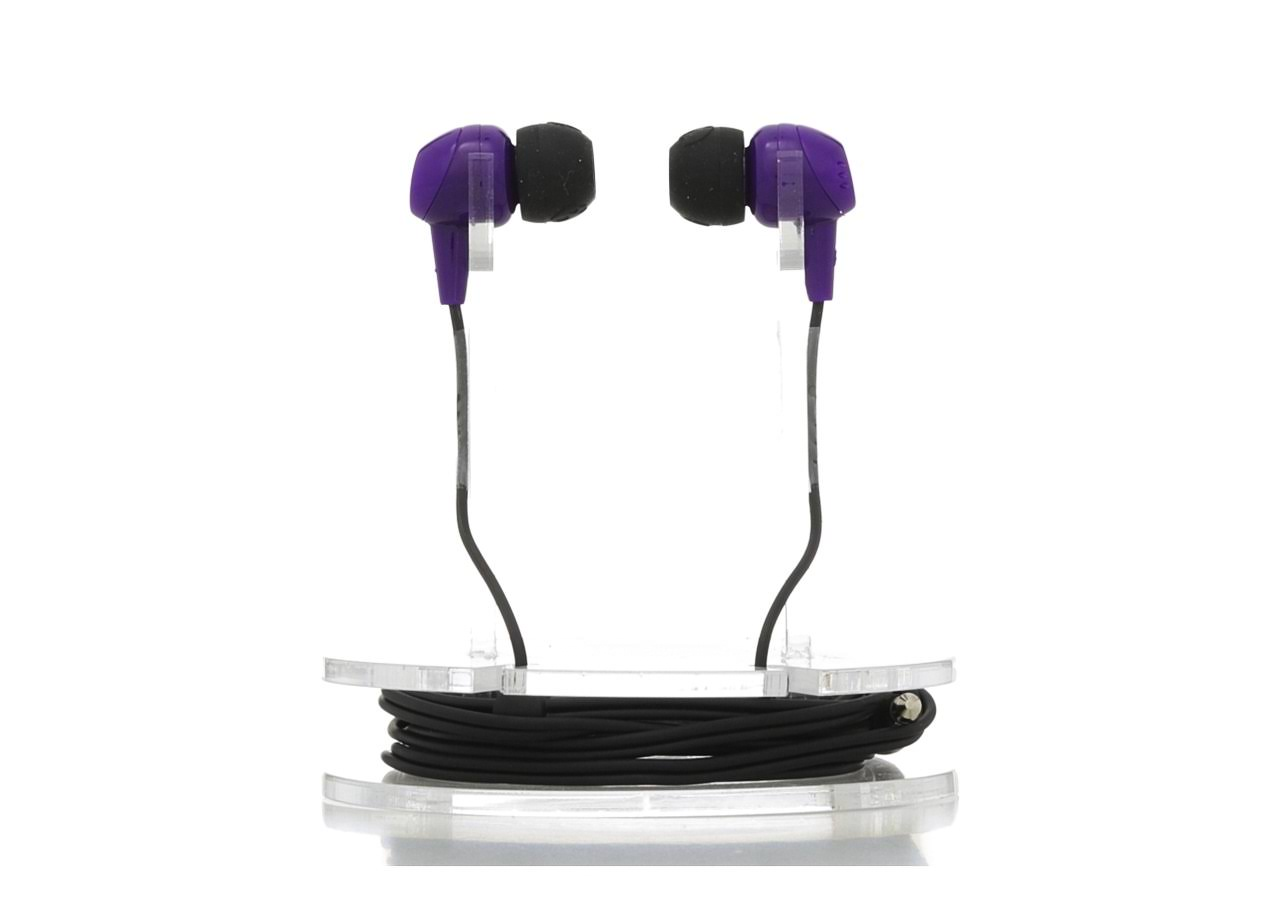 Skullcandy Jib In Ear Headphones - Purple