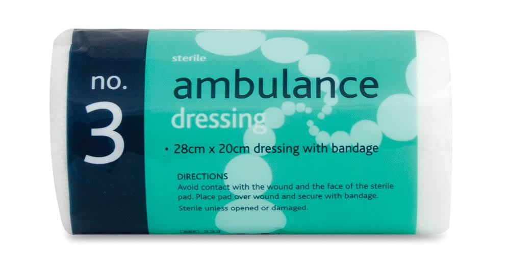 Ambulance Dressing - Extra Large