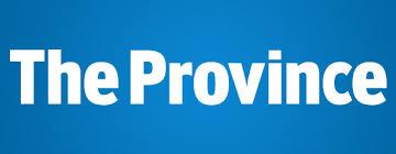 The Province Masthead