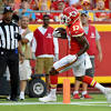 Rookies Hardman, Thompson dominate Chiefs' preseason victory against Bengals