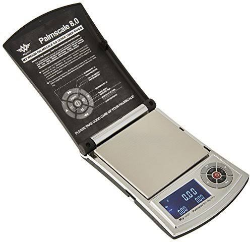 My Weigh Palmscale 8 Series Pocket Scale - 300g x 0.01g