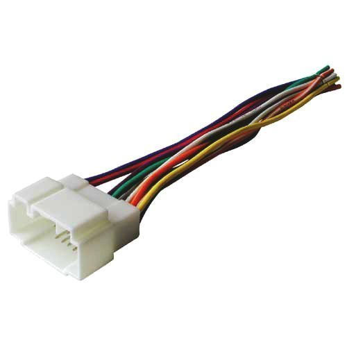 Best Kits Honda 1998 to 2009 and Acrua 1998 to 2007 20 Pin Aftermarket Stereo Wiring Harness