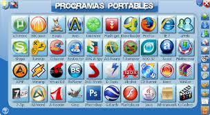 PROGRAMAS PORTABLES
