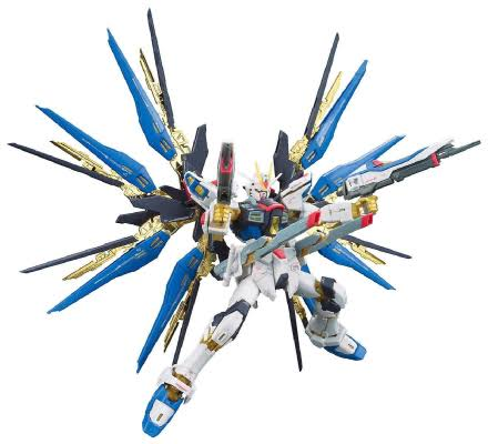 Bandai Hobby #14 RG Strike Freedom Gundam 1:144 Scale Model Kit