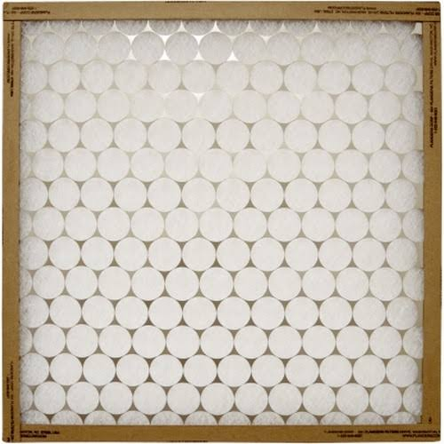 "Flanders 10155021620 Precision Aire EZ Flow Fiberglass Furnace Air Filter - 16"" x 20"" x 2"""