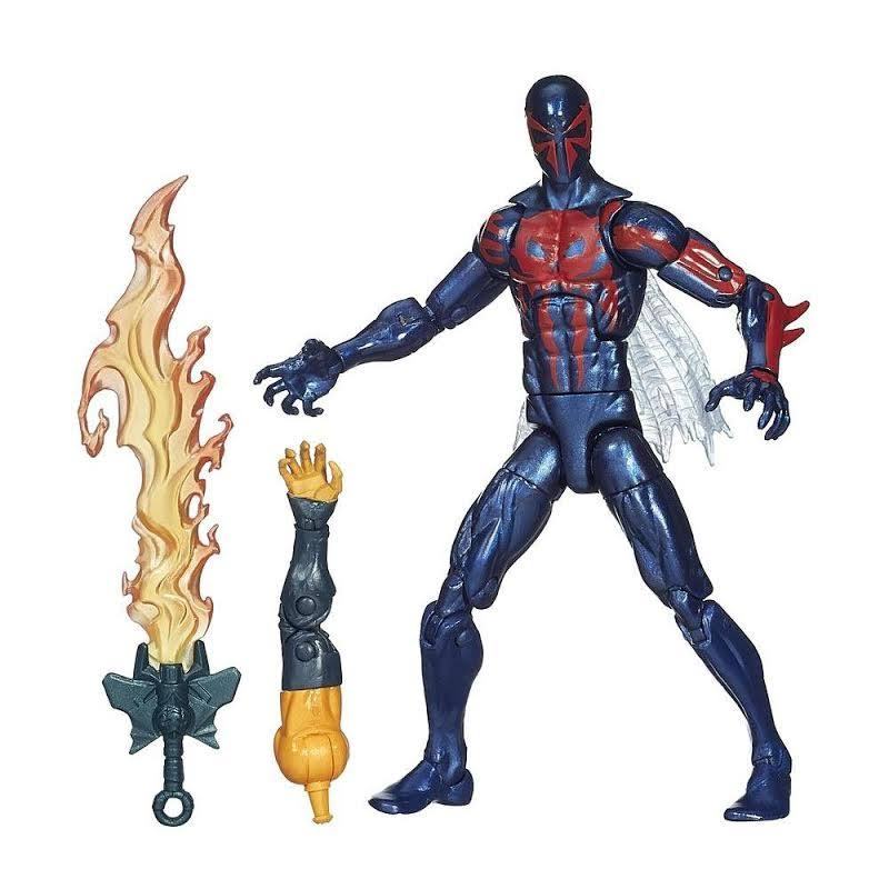 Hasbro Marvel Legends Infinite Series Spider-man 2099 Action Figure