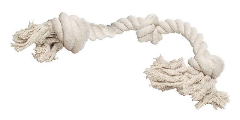 Diggers Rope Bone Dog Tug Toy