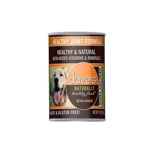 Dave's Pet Food Naturally Canned Dog Food - Healthy Joint Formula, 13oz