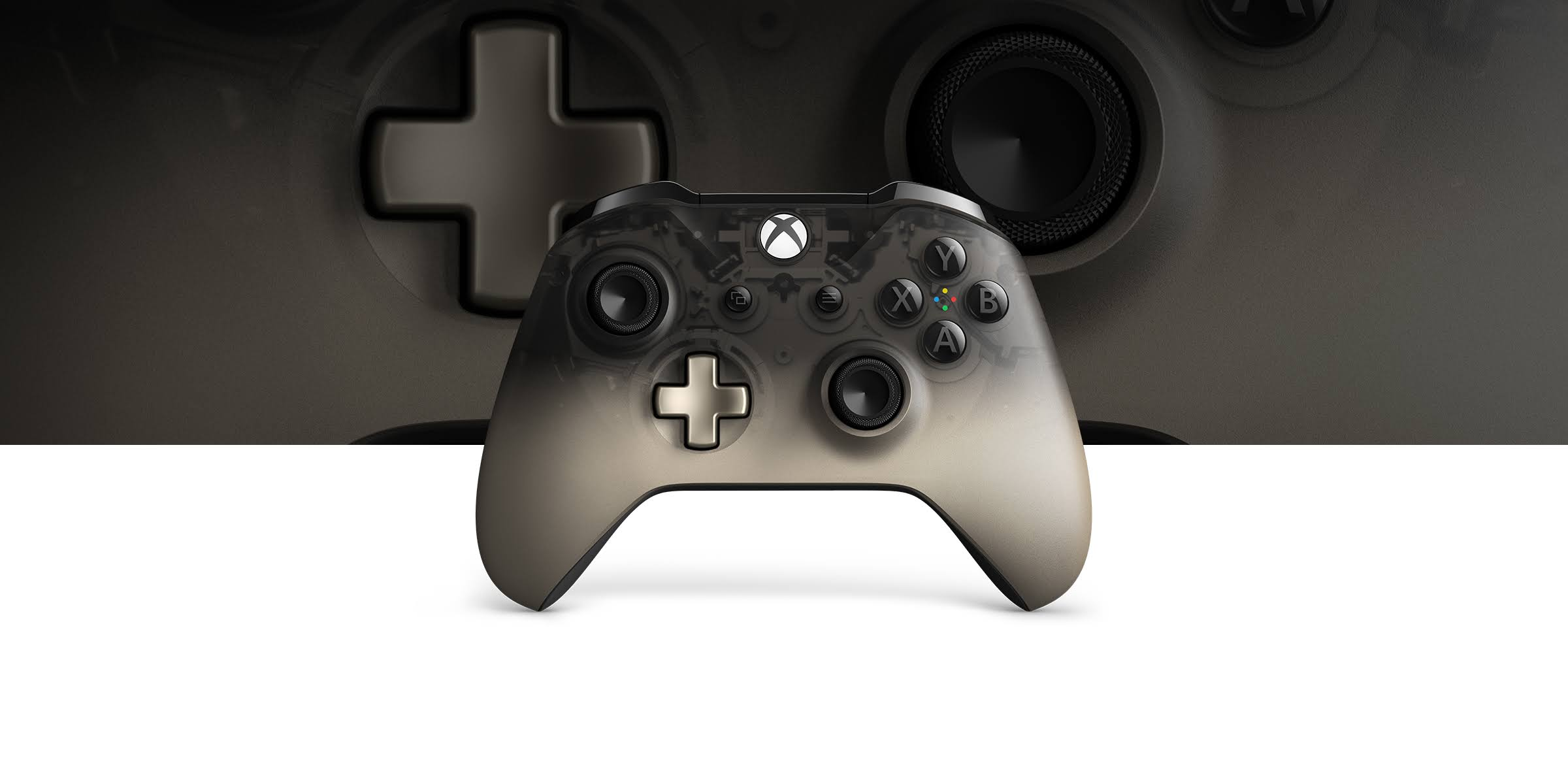 Microsoft Xbox Wireless Controller - Phantom Black