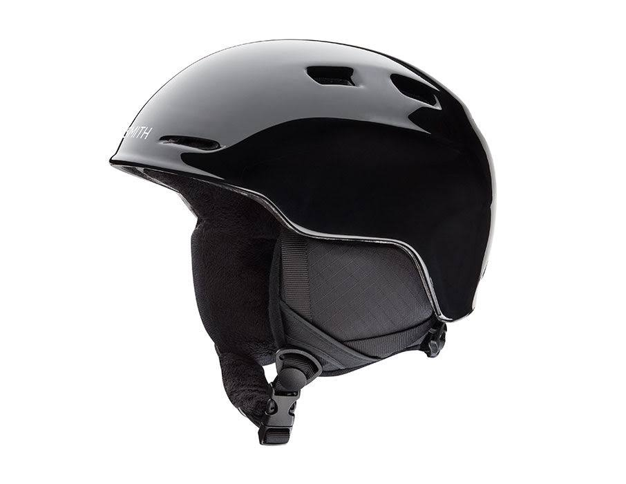 Smith Optics Junior Zoom Helmet - Black, Medium 53-58CM