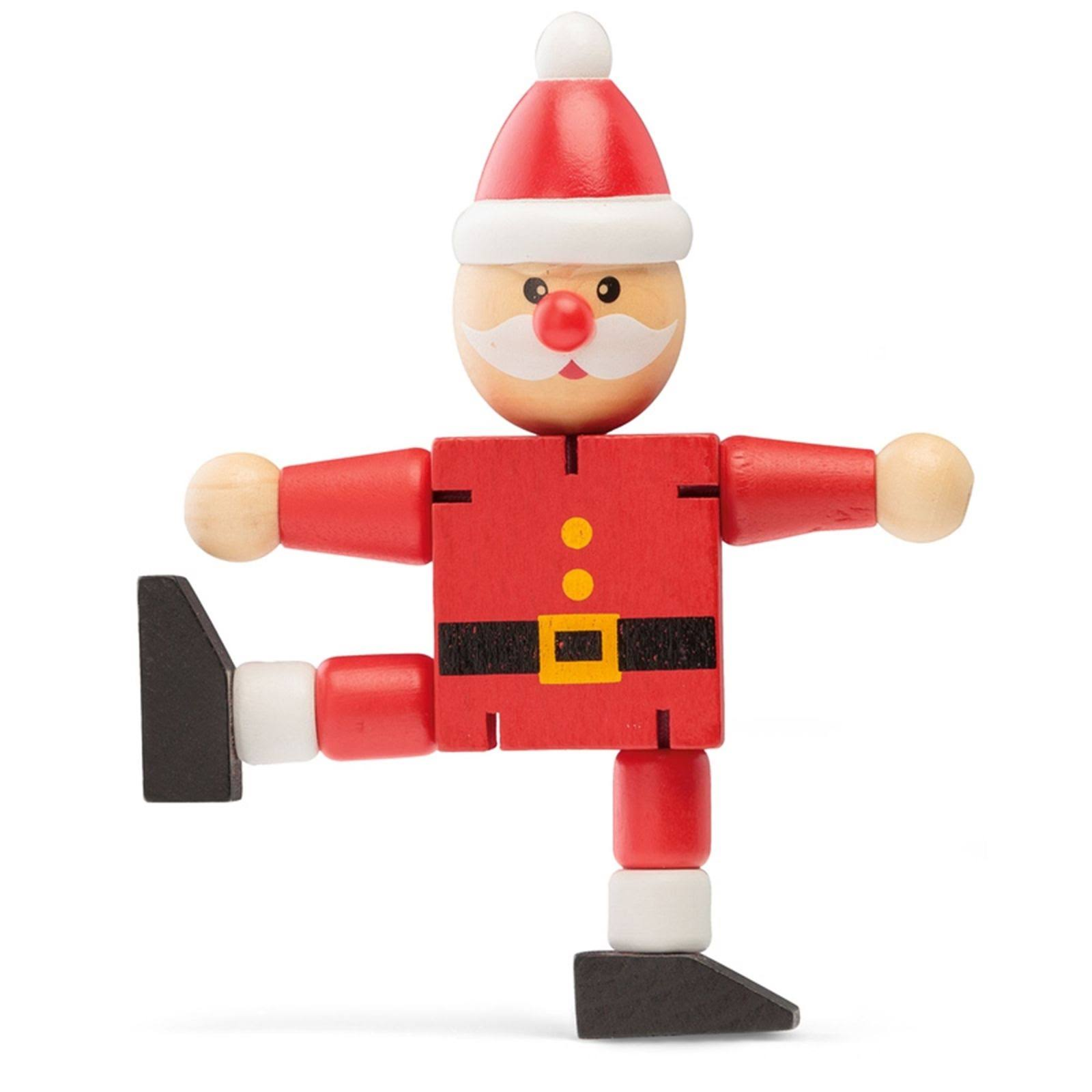 Tobar Christmas Wooden Flexi Figures - Assorted Characters