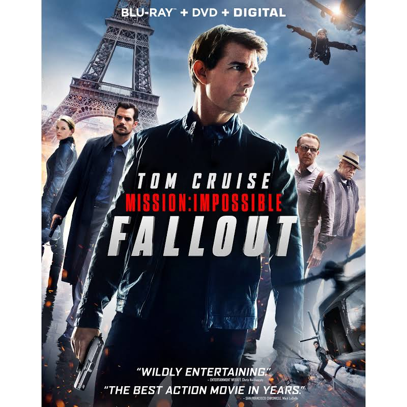 Mission: Impossible: Fallout - BLU-RAY