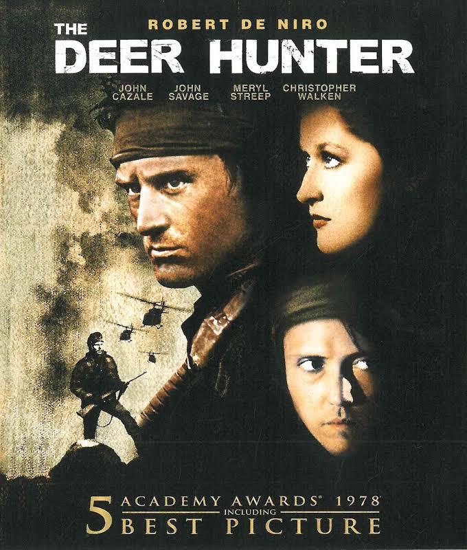 The Deer Hunter - BLU-RAY