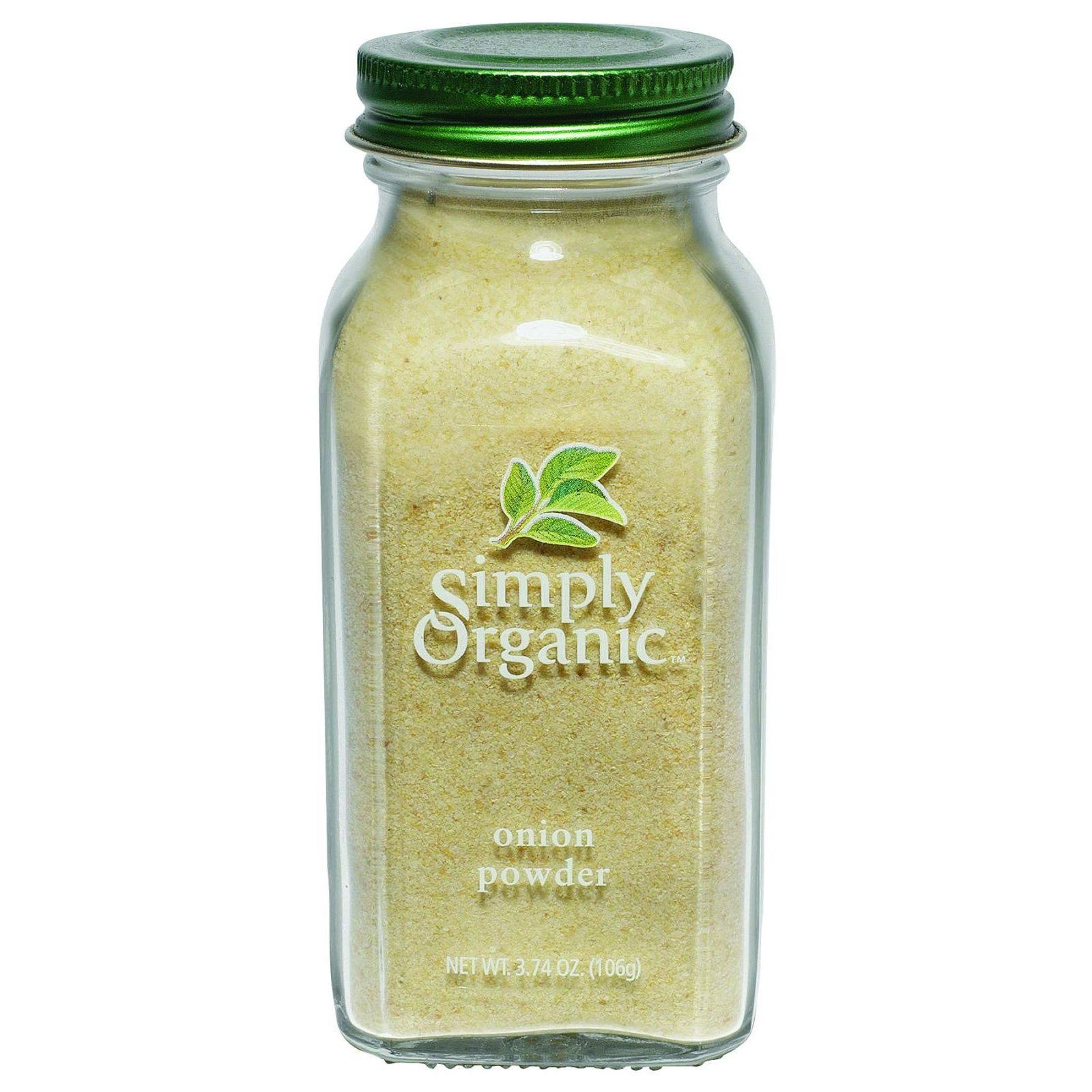 Simply Organic Onion Powder - 3oz