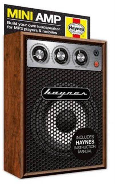 Haynes MP3 Amplifier Kit - Franzis Verlag GmBH