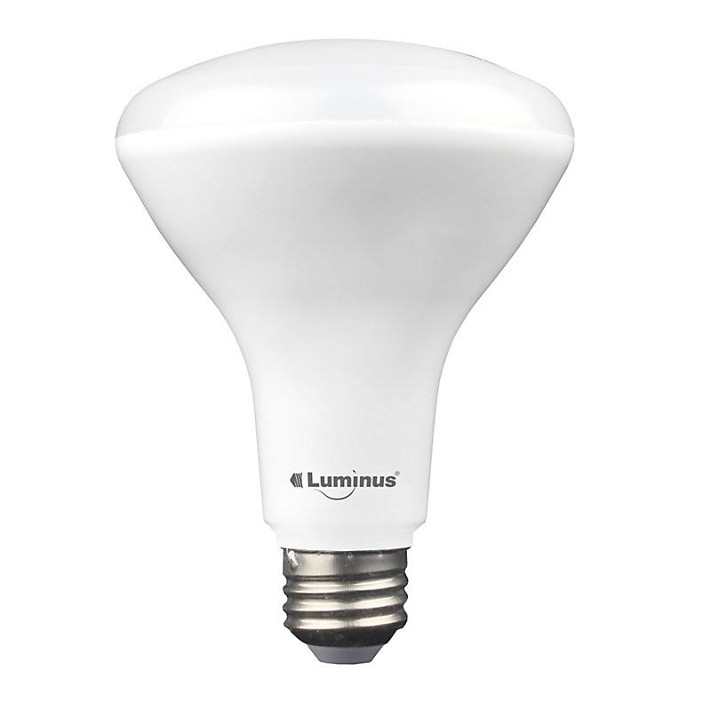 Luminus Led Light Bulb - 8W, Br30, 16 Bulbs
