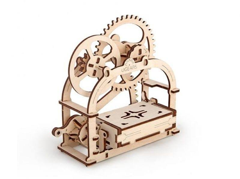 Ugears Mechanical Box Kit