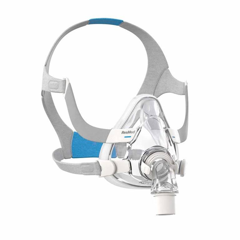 ResMed AirFit F20 63402 Full Face CPAP Mask with Headgear - Large