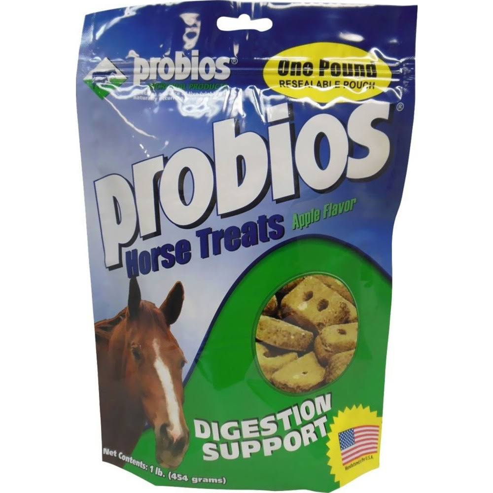 Probios Digestion Support Horse Treats - 1 lb